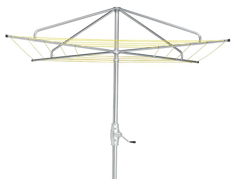 An image of Hills Supex Hoist Ultra Heavy Duty Rotary Airer